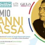 "Corecom Sardegna e Giulia giornaliste Sardegna, 1° edizione Premio ""Gianni Massa"" 2018/2019"